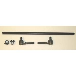 Steering - Drag Links - Omix-Ada - Omix-Ada Tie Rod Assembly; 87-90 Jeep Wrangler YJ 18052.03
