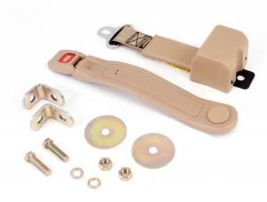 Interior - Misc. Interior Parts - Omix-Ada - Omix-Ada Lap Seat Belt, Tan; 87-95 Jeep Wrangler YJ 13202.21