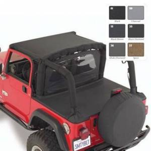 Tonneau Covers & Accessories - Bed Covers - Smittybilt - Smittybilt Tonneau Cover 761015