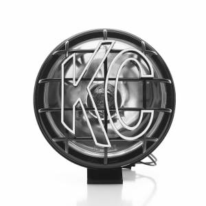 "KC HiLiTES - KC HiLiTES 6"" Apollo Pro Halogen - Black - KC #1150 (Spot Beam) 1150 - Image 3"