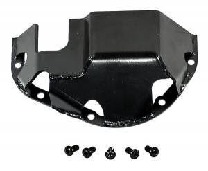 Rockers, Sliders & Skids - Skids - Rugged Ridge - Rugged Ridge Differential Skid Plate, for Dana 44 16597.44