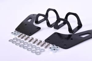 """KC HiLiTES - KC HiLiTES 40"""" LED Light Bar Overhead Mounting Bracket Set for Yamaha YXZ1000R UTV - 73409 73409 - Image 3"""