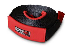 Recovery - Recovery Gear - Poison Spyder - Poison Spyder Poison Spyder 3in X 30ft Recovery Strap 57-63-515
