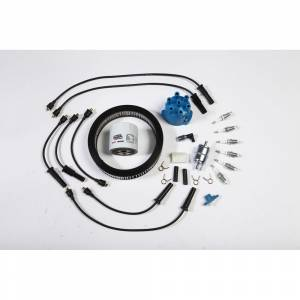 Electrical - Switches & Panels - Omix-Ada - Omix-Ada Ignition Tune Up Kit, 4.2L; 87-90 Jeep Wrangler YJ 17256.01
