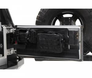 Tonneau Covers & Accessories - Truck Bed Accessories - Smittybilt - Smittybilt GEAR Tailgate Cover 5662201