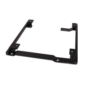 Interior - Seats & Mounts - Rugged Ridge - Rugged Ridge Seat Adapter, Left Side; 97-02 Jeep Wrangler TJ 13201.11