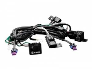 Electrical - Switches & Panels - KC HiLiTES - KC HiLiTES Wiring Harness for 12v Thin Ballast HID - KC #95602 95602