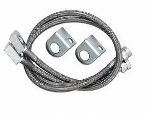 Axle Parts - Brakes - Rubicon Express - Rubicon Express Brake Line Set RE1550