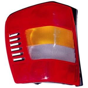 Lighting - Tail Lights - Omix-Ada - Omix-Ada Left Tail Lamp; 99-04 Jeep Grand Cherokee WJ 12403.23
