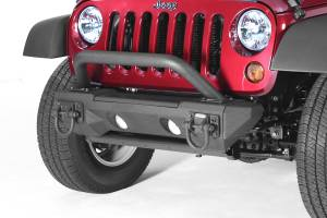 Exterior - Grille Guards and Bull Bars - Rugged Ridge - Rugged Ridge All Terrain Over-Rider Hoop; 07-16 Jeep Wrangler JK 11542.14