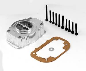 Exhaust, Mufflers & Tips - Headers & Accessories - Omix-Ada - Omix-Ada Weber Carburetor Adapter; 87-90 Jeep Wrangler YJ 17704.02
