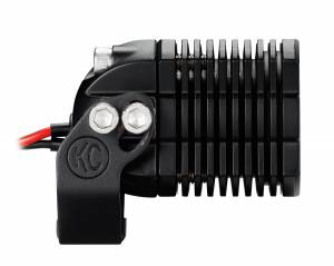 KC HiLiTES - KC HiLiTES KC FLEX Single LED Light (ea) - Spread Beam - KC #1269 1269 - Image 5