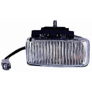 Lighting - Cab & Marker Lights - Omix-Ada - Omix-Ada Left Side Fog Lamp; 97-01 Jeep Cherokee XJ 12407.01