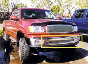 T-Rex - T-Rex 1999-2002 Tundra  BILLET ALUMINUM Polished BUMPER 25956