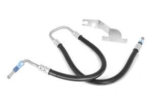 Steering - Misc. Components - Omix-Ada - Omix-Ada Power Steering Pressure Hose, 3.7L; 06-07 Jeep Liberty 18012.25