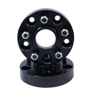 Rugged Ridge Wheel Adapters, 1.375 Inch, 5x5 to 5x4.5 15201.06