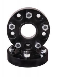 Rugged Ridge Wheel Adapters, 1.375 Inch, 5x4.5 to 5x5.5 15201.10