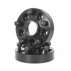 Rugged Ridge Wheel Adapters, 1.375 Inch, 5x4.5 to 5x5 15201.11