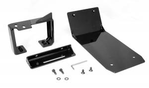 Rockers, Sliders & Skids - Skids - Rugged Ridge - Rugged Ridge Evaporative Canister Skid Plate; 12-16 Jeep Wrangler JK 18003.42