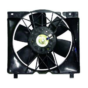Engine Parts - Cooling - Omix-Ada - Omix-Ada Fan Assembly, 4.0L; 87-96 Jeep Cherokee XJ 17102.51
