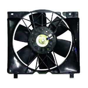 Engine Parts - Cooling - Omix-Ada - Omix-Ada Fan Assembly, 4.0L; 87-96 Jeep Cherokee XJ 17102.51