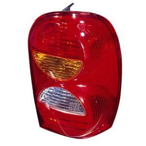 Lighting - Tail Lights - Omix-Ada - Omix-Ada Left Tail Lamp; 02-04 Jeep Liberty KJ 12403.25