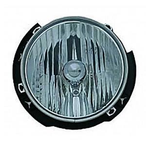 Lighting - Headlights - Omix-Ada - Omix-Ada Right Headlight Assembly; 07-16 Jeep Wrangler JK 12402.20