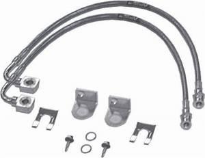 Axle Parts - Brakes - Rubicon Express - Rubicon Express Brake Line Extension RE15302