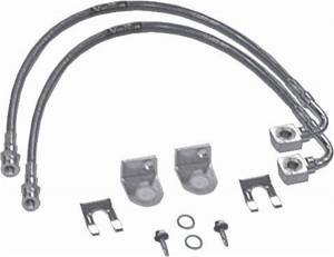 Axle Parts - Brakes - Rubicon Express - Rubicon Express Brake Line Set RE1540