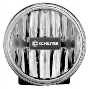 Lighting - Fog Lights - KC HiLiTES - KC HiLiTES Gravity LED G4 Universal LED Amber Fog Light Single - #1495 1495
