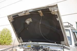 Exterior - Bumpers - Omix-Ada - Omix-Ada Under hood Insulation Liner; 84-01 Jeep Cherokee XJ 12035.56