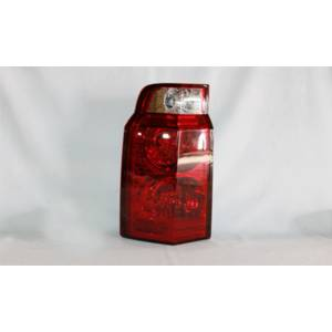 Lighting - Tail Lights - Omix-Ada - Omix-Ada Tail Light Assembly, Left; 06-10 Jeep Commander 12403.41
