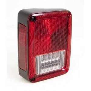 Lighting - Tail Lights - Omix-Ada - Omix-Ada Left Tail Light; 07-16 Jeep Wrangler JK 12403.37