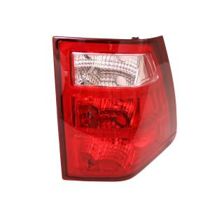 Lighting - Tail Lights - Omix-Ada - Omix-Ada Left Tail Light; 05-06 Jeep Grand Cherokee WK 12403.33