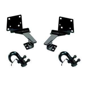 Recovery Gear - Hooks - Rugged Ridge - Rugged Ridge Tow Hooks, Front, Pair; 93-98 Grand Cherokee ZJ 11236.06