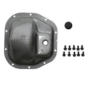 Axle Parts - Diff Covers - Omix-Ada - Omix-Ada Rear Diff Cover, for Dana 44; 99-04 Jeep Grand Cherokee WJ 16595.84
