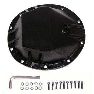 Axle Parts - Diff Covers - Rugged Ridge - Rugged Ridge Heavy Duty Differential Cover, for Dana 35 16595.35