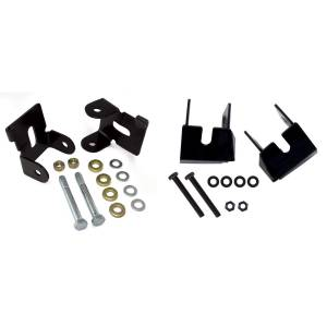 Rockers, Sliders & Skids - Skids - Rugged Ridge - Rugged Ridge Lower Control Arm Skidplate Kit; 07-16 Jeep Wrangler JK 18003.37