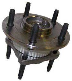 Axle Parts - Misc. Accessories - Omix-Ada - Omix-Ada Rear Axle Hub Assembly; 05-10 Jeep Grand Cherokee WK 16705.60