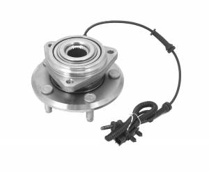Axle Parts - Misc. Accessories - Omix-Ada - Omix-Ada Front Axle Hub Assembly; 07-16 Jeep Wrangler JK 16705.14