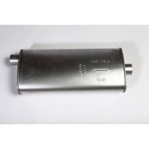 Exhaust, Mufflers & Tips - Mufflers - Omix-Ada - Omix-Ada Muffler, 4.0L; 96-98 Jeep Cherokee XJ 17609.19