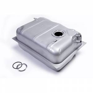 Exterior - Fuel Tanks & Accessories - Omix-Ada - Omix-Ada Gas/Fuel Tank, 15 Gal, 2.5L; 87-90 Jeep Wrangler YJ 17720.12