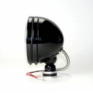 """KC HiLiTES - KC HiLiTES 6"""" Daylighter Halogen Pair Pack System - Black - KC #238 (Spot Beam) 238 - Image 6"""