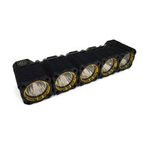 "KC HiLiTES - KC HiLiTES KC FLEX Array LED 10"" Spot Add-On (ea) 12732 - Image 2"