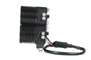 KC HiLiTES - KC HiLiTES KC FLEX Quad LED Combo Beam System (No Harness) (ea) 1280 - Image 6