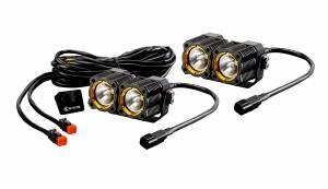 KC HiLiTES - KC HiLiTES KC FLEX LED DUAL PAIR PACK SYSTEM - #268 268 - Image 1