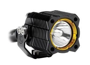 KC HiLiTES - KC HiLiTES KC FLEX Single LED System (pr) - Spot Beam - KC #270 270 - Image 2