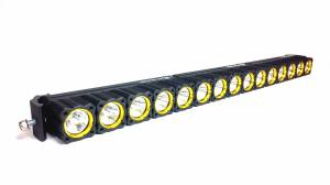 "KC HiLiTES - KC HiLiTES 30"" KC FLEX LED Light Bar System - Combo Beam - KC #276 276 - Image 2"