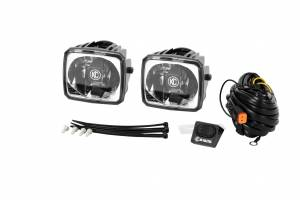 KC HiLiTES - KC HiLiTES Gravity LED G34 Wide-40 Pair Pack Light System - KC #433 433 - Image 3
