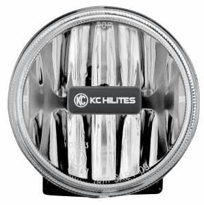 KC HiLiTES - KC HiLiTES Gravity LED G4 Fog Light Pair Pack - KC #493 (Street Legal Fog Beam) 493 - Image 6